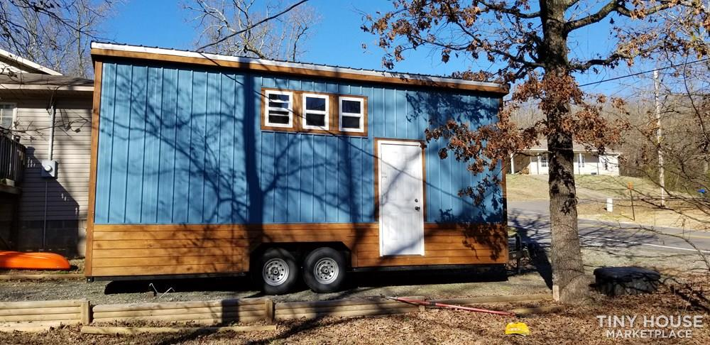 *Pending* 8x24 NEW Tiny House on Wheels thow 1