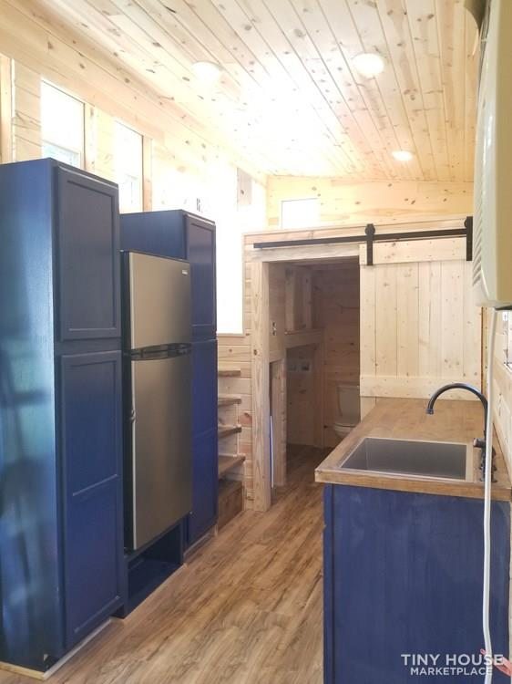 *Pending* 8x24 NEW Tiny House on Wheels thow 4