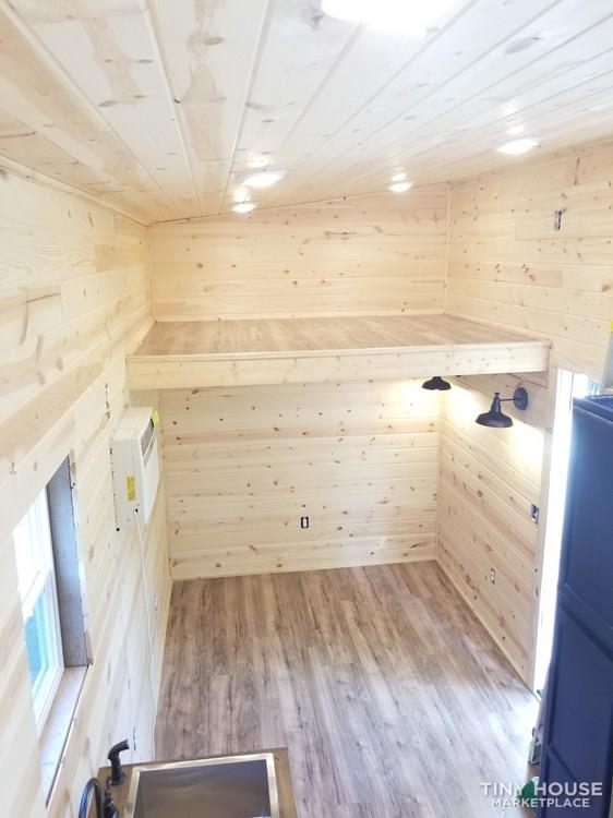 *Pending* 8x24 NEW Tiny House on Wheels thow 8
