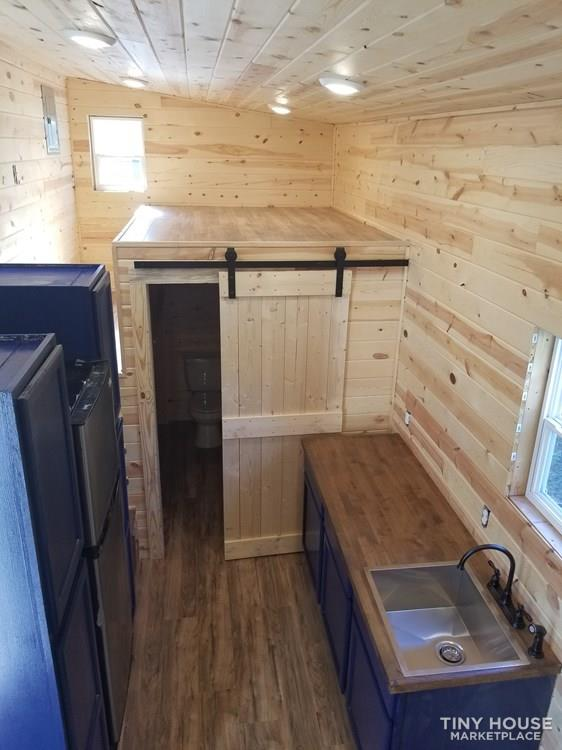 *Pending* 8x24 NEW Tiny House on Wheels thow 11