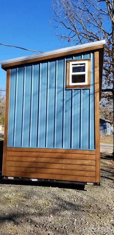 *Pending* 8x24 NEW Tiny House on Wheels thow 2