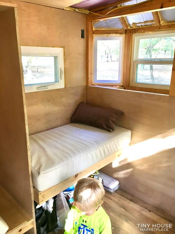 Custom Tiny House on Wheels (Almost finished) 3