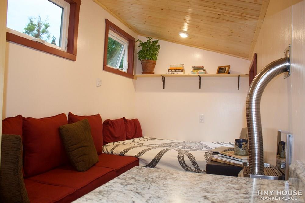 Alaskan Tiny House on Wheels! REDUCED PRICE!