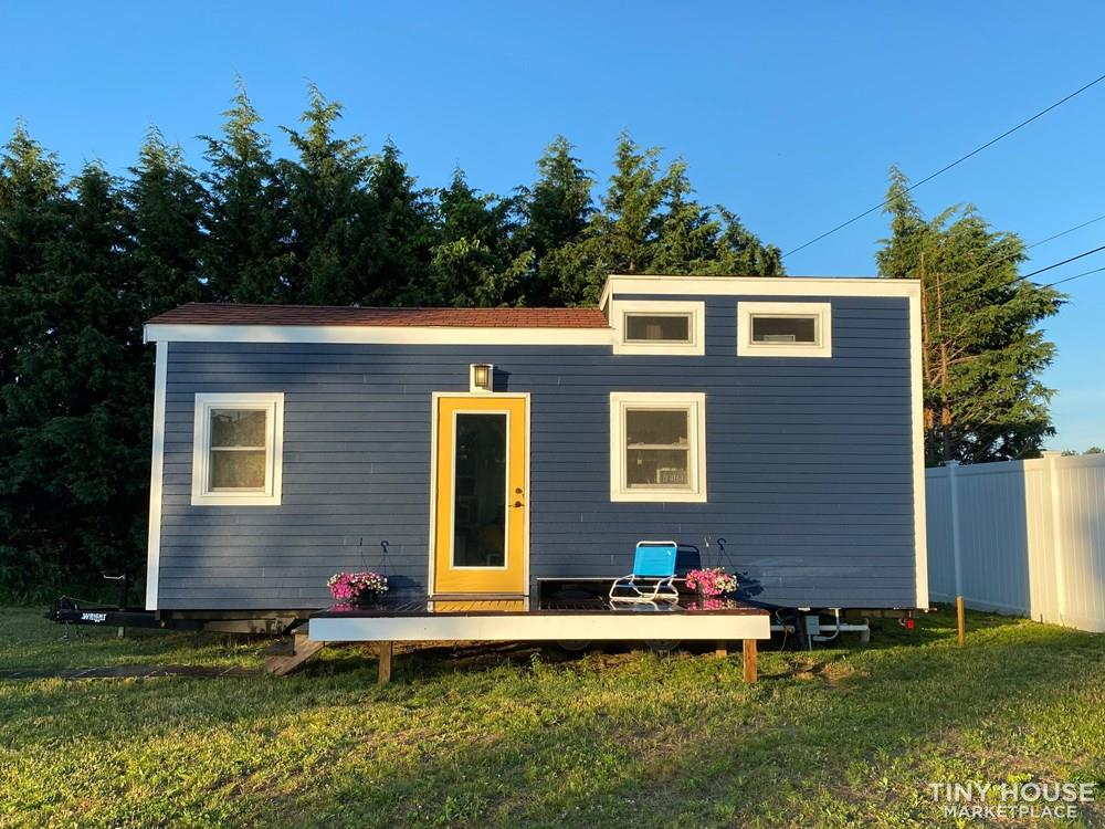 Amazing 26' Tiny House For Sale!