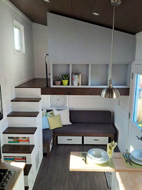 Tiny House for Sale - Brand New 2 Bedroom Tiny House FOR