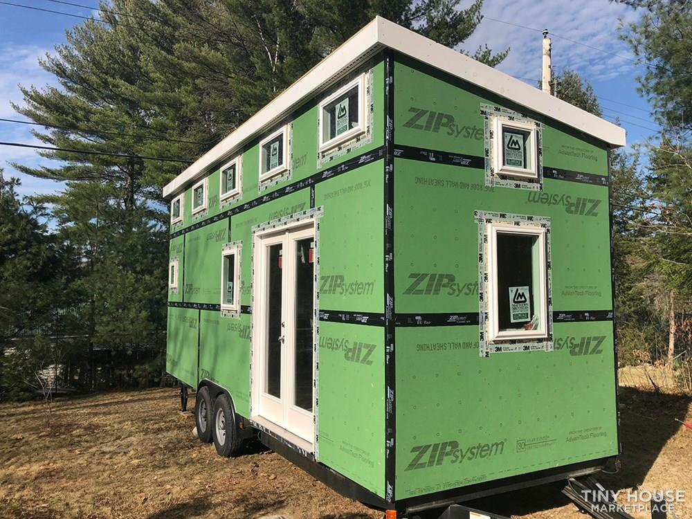Brand New 24' Tiny House Shell