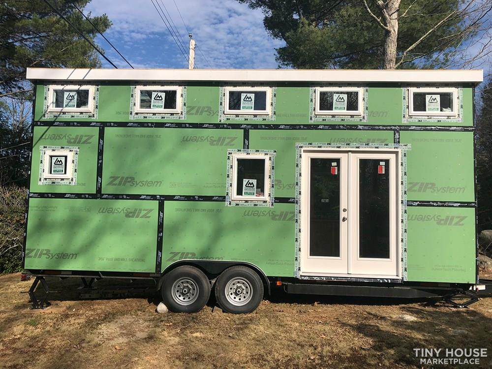 Brand New 24' Tiny House Shell 2