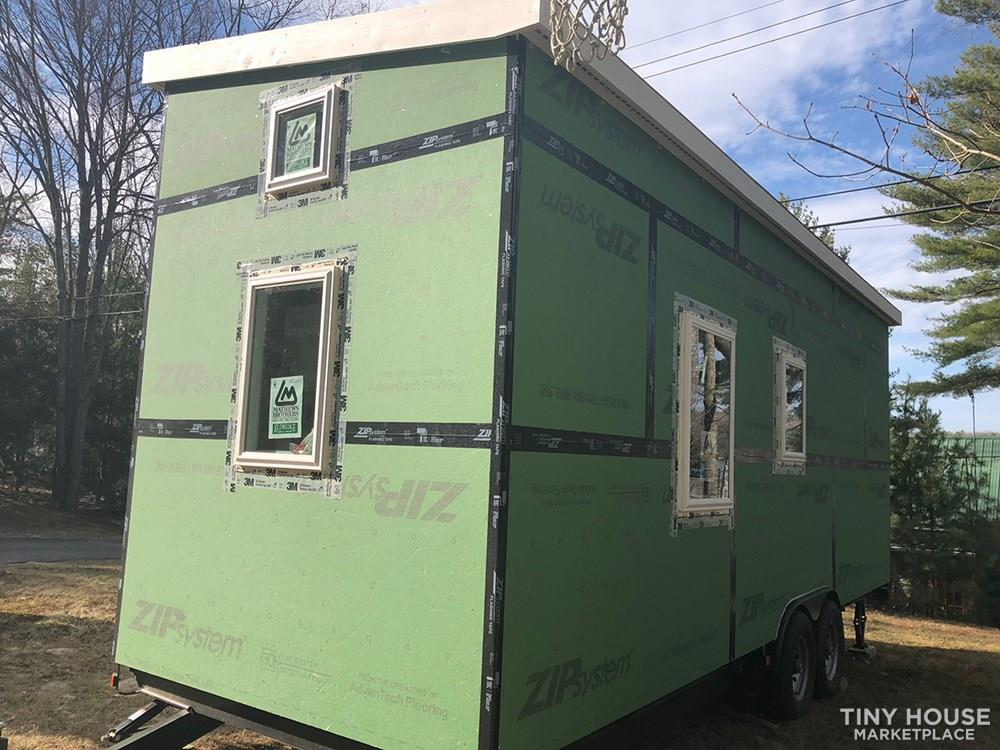 Brand New 24' Tiny House Shell 4