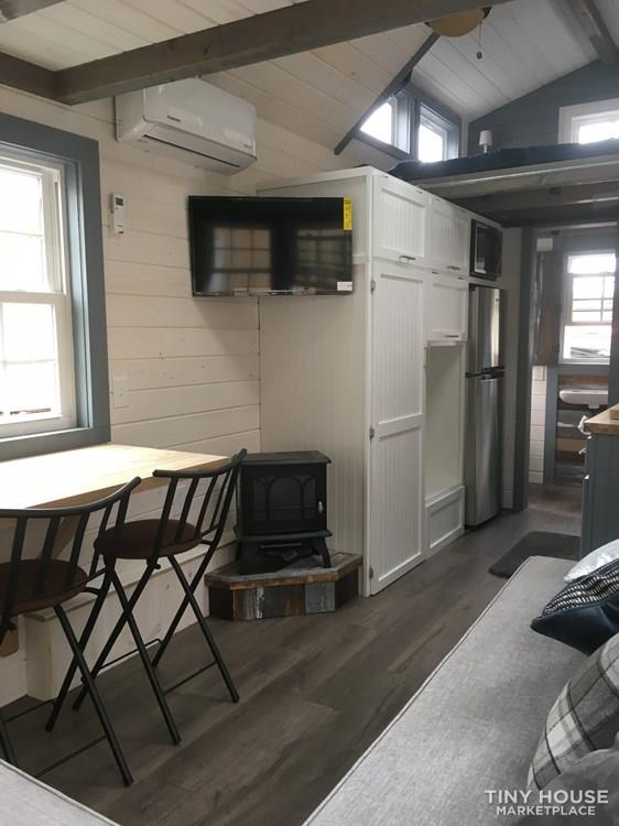 Tiny House For Sale Model Home Reduced To Make Room For