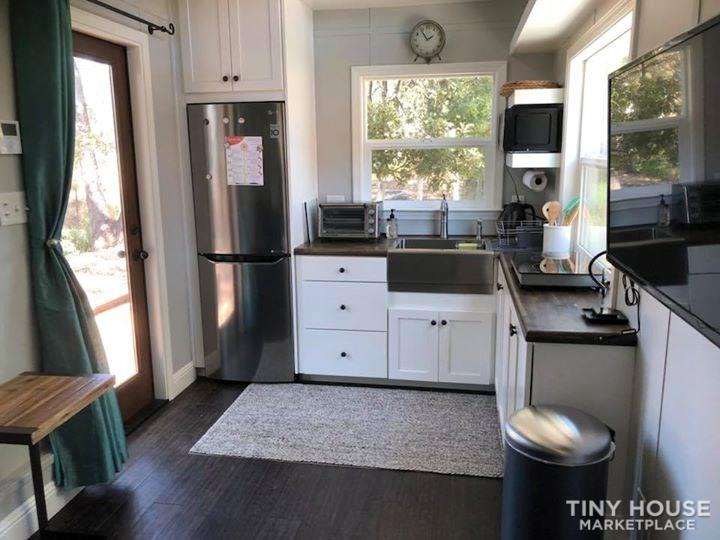 Brand new deluxe Tiny House - 8 X 24' - Turn Key! 4