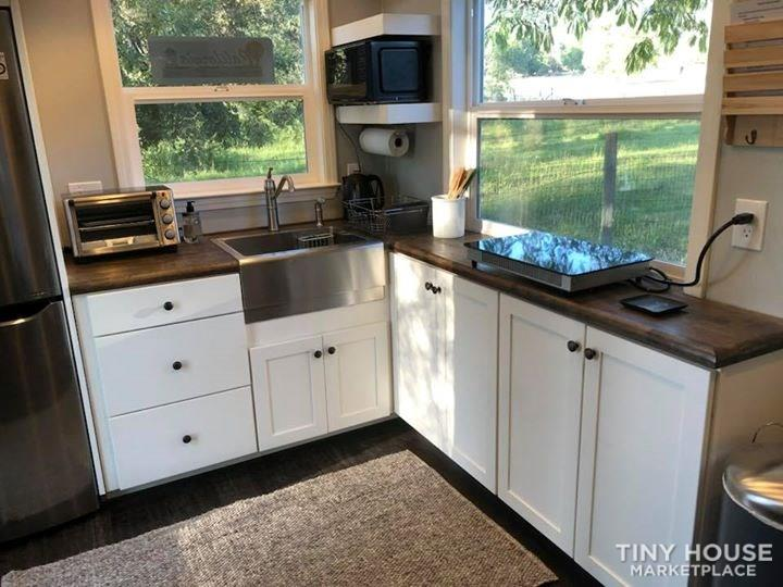 Brand new deluxe Tiny House - 8 X 24' - Turn Key! 5