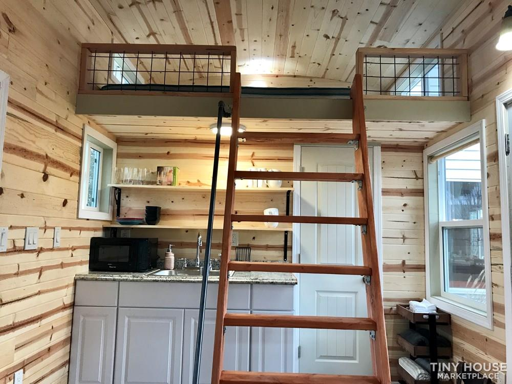Brand new tiny house on wheels  10