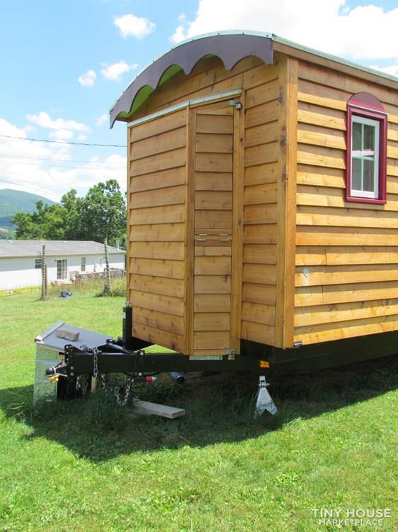 Caravan-style Tiny Home with ADA Features 3