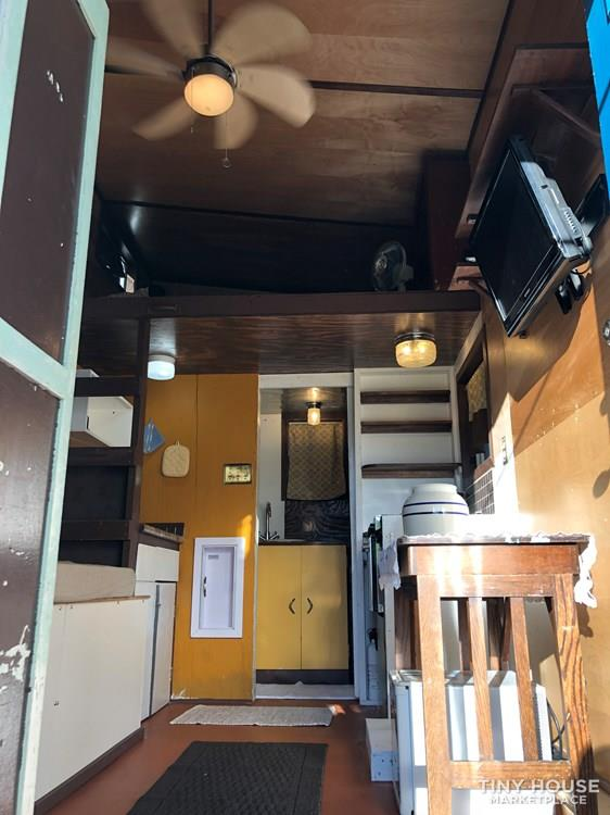 Tiny House For Sale Cedar Birch Tiny House On Wheels