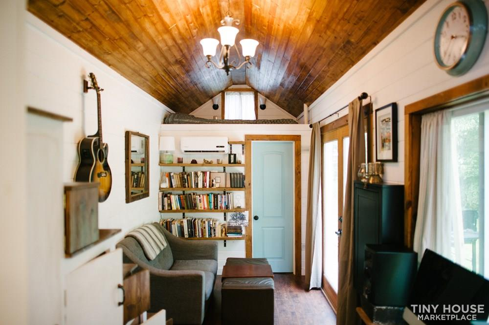 Brilliant Tiny House For Sale Charlottesville Tiny House Home Interior And Landscaping Ologienasavecom