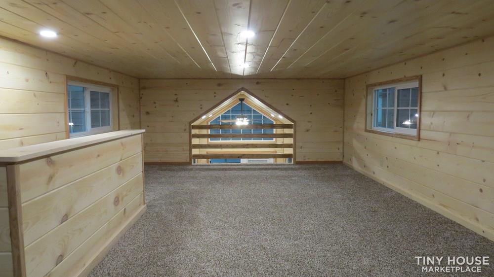 Tiny House For Sale Classic Double Loft