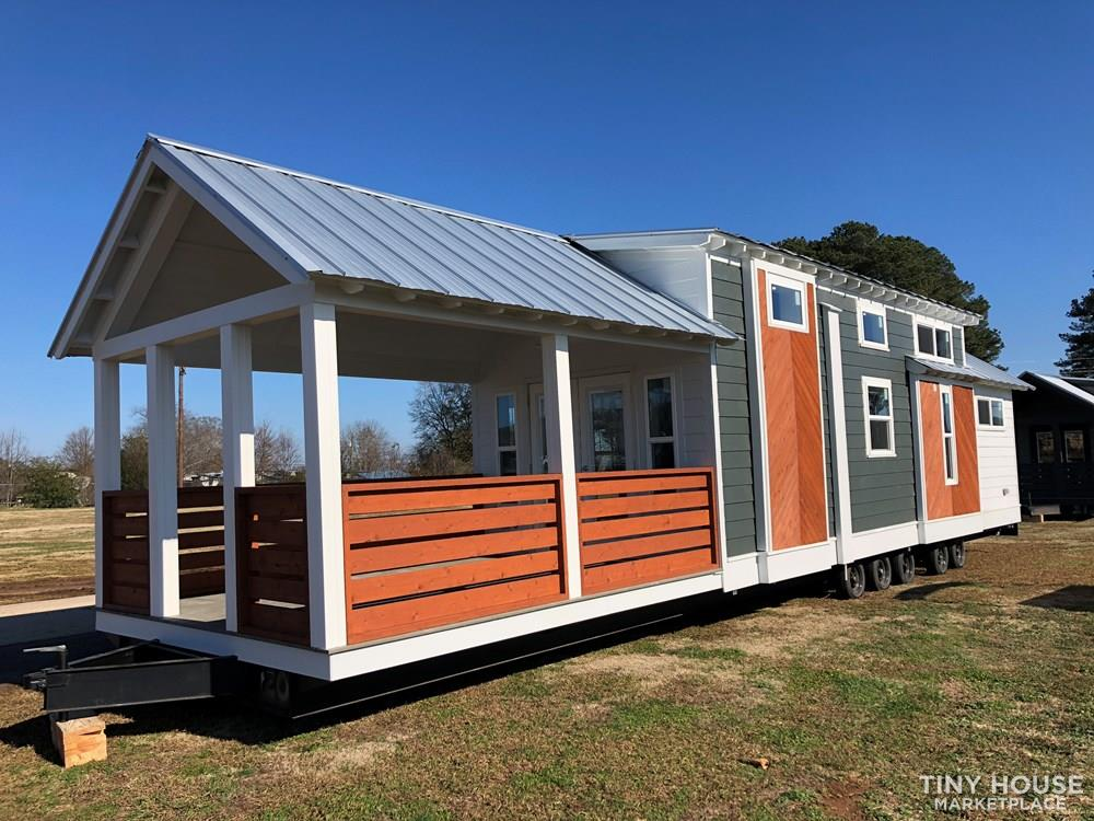 Tiny House for Sale - Clayton Tiny Homes, SeaBeeze Model