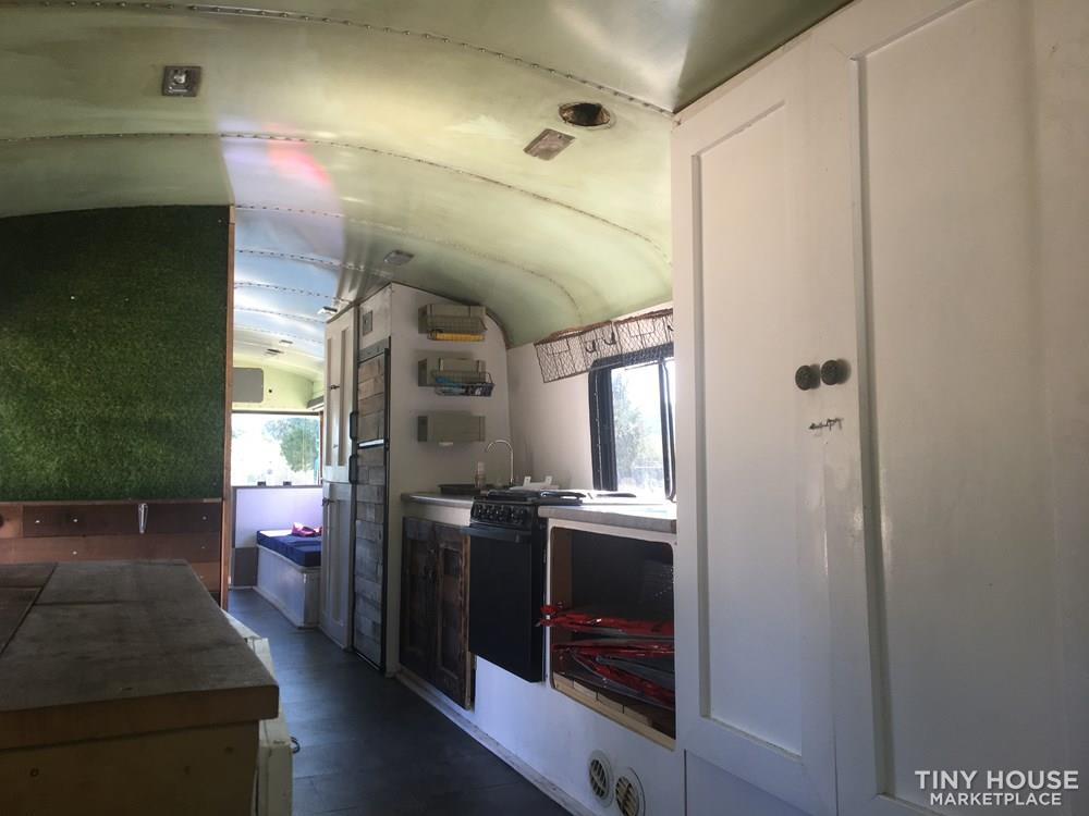 Tiny House For Sale Clover The Converted School