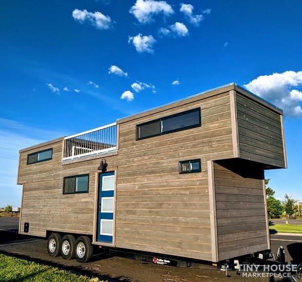 Colorado Blue Skies by Gibson Tiny Homes 3