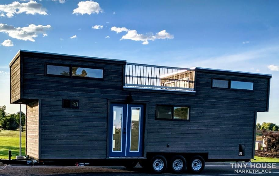 Colorado Blue Skies by Gibson Tiny Homes 8