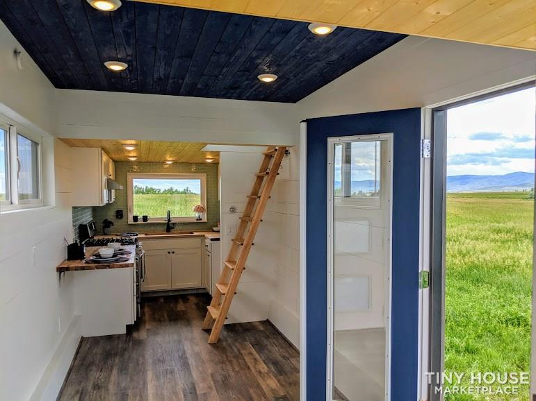 Colorado Blue Skies by Gibson Tiny Homes 20