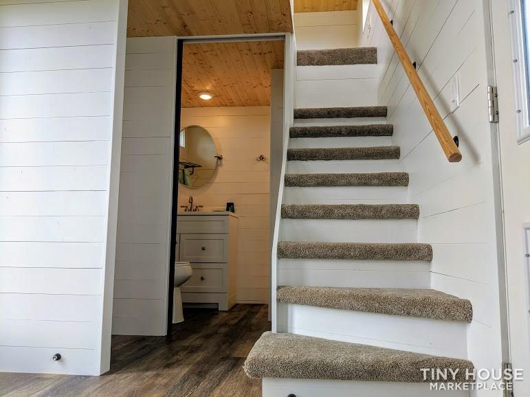 Colorado Blue Skies by Gibson Tiny Homes 24