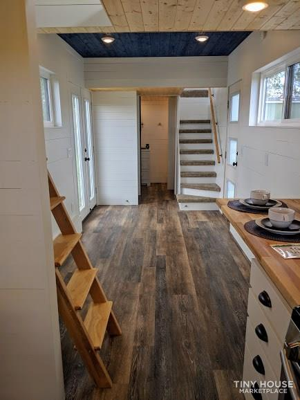 Colorado Blue Skies by Gibson Tiny Homes 25