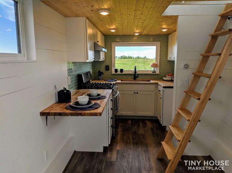 Colorado Blue Skies by Gibson Tiny Homes 1