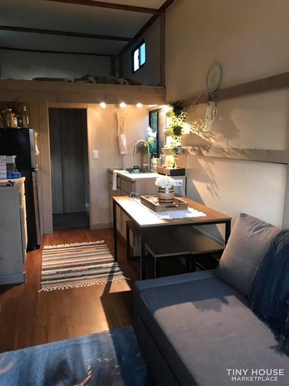 Tiny House For Sale Converted Cargo Trailer Tiny Home