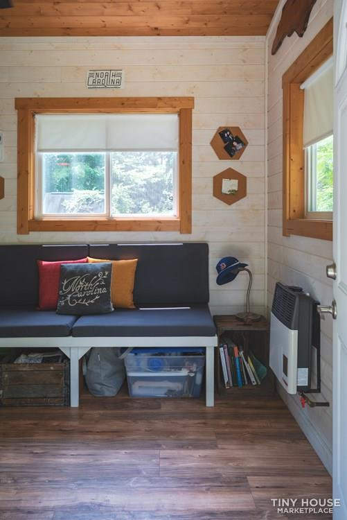 Cool Tiny House near Downtown Raleigh