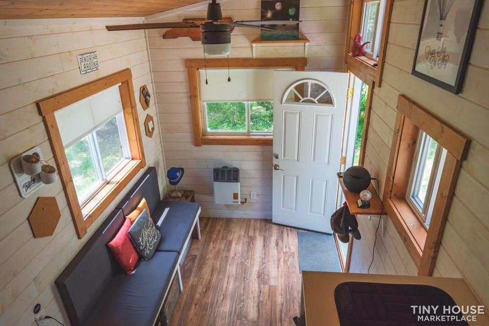 Tiny House For Sale Cool Tiny House Near Downtown Raleigh