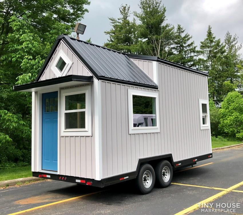Welcome to your new carefree life- Tiny Home 1