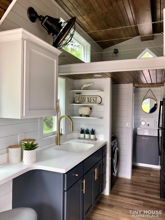 Welcome to your new carefree life- Tiny Home 3