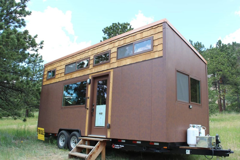Custom Built Tiny House