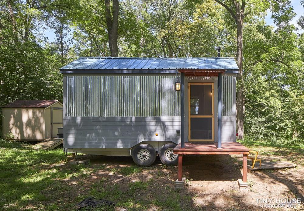 Custom Built Tiny House, Delivery Available  1