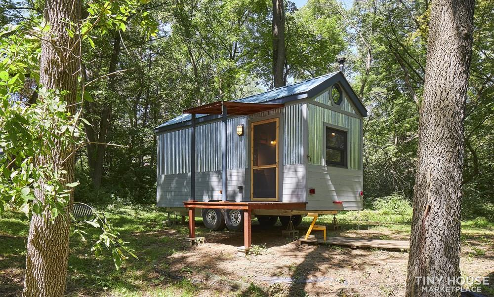 Custom Built Tiny House, Delivery Available  2