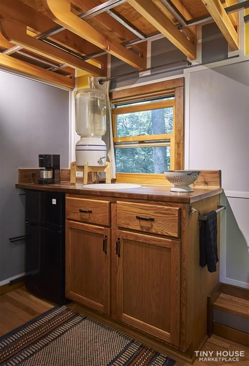 Custom Built Tiny House, Delivery Available  5
