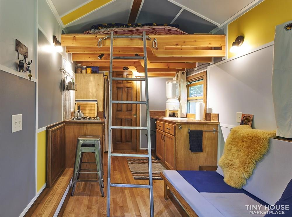 Custom Built Tiny House, Delivery Available  8