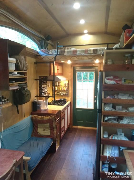 Custom Built Tiny House Located in Beautiful Vermont  4