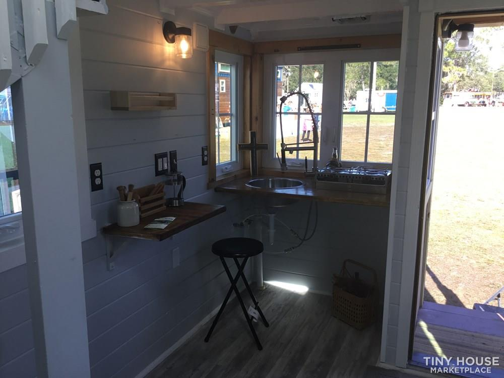 Custom Designed Tiny House 10