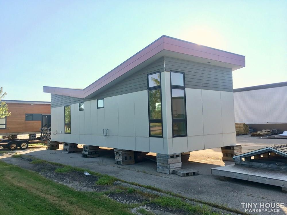 Tiny House For Sale Custom Partially Complete Home For