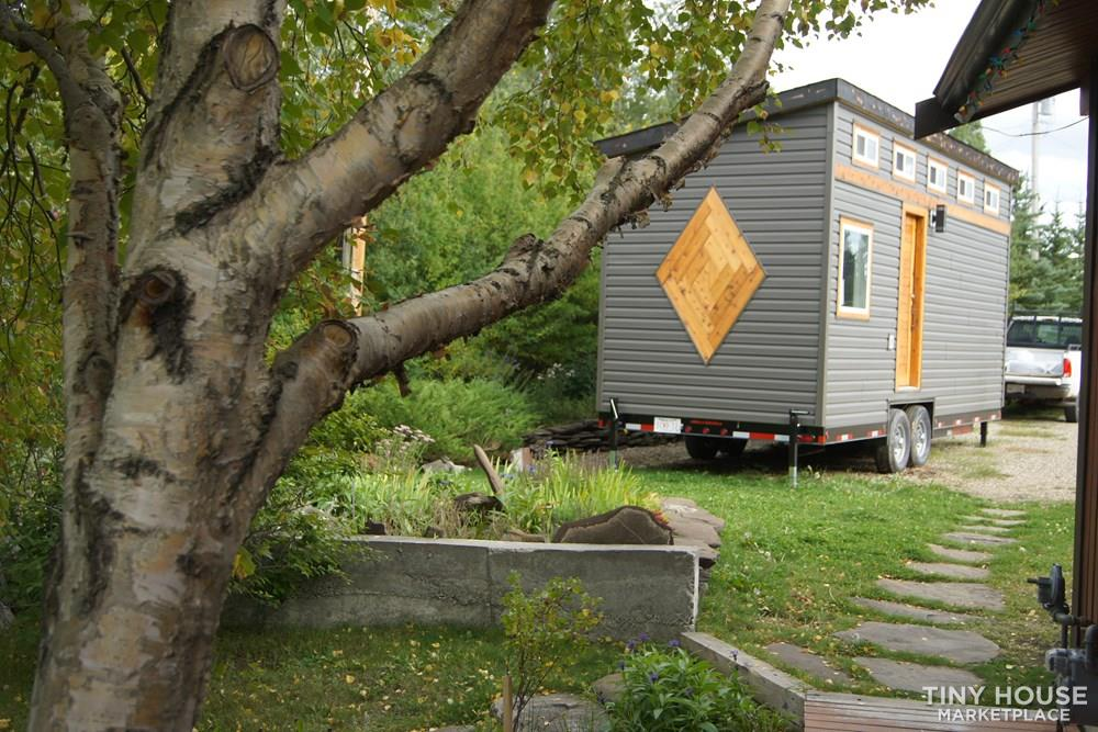 Cute cozy tiny house