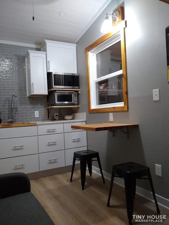 """The Endeavor"" By Aspire Tiny Homes - Room for 6 to Relax and Sleep  5"