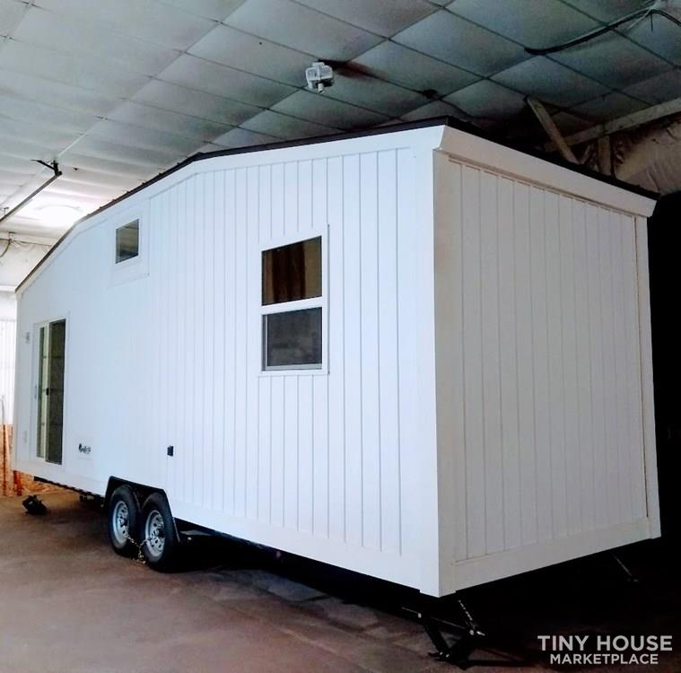 """The Endeavor"" By Aspire Tiny Homes - Room for 6 to Relax and Sleep  29"