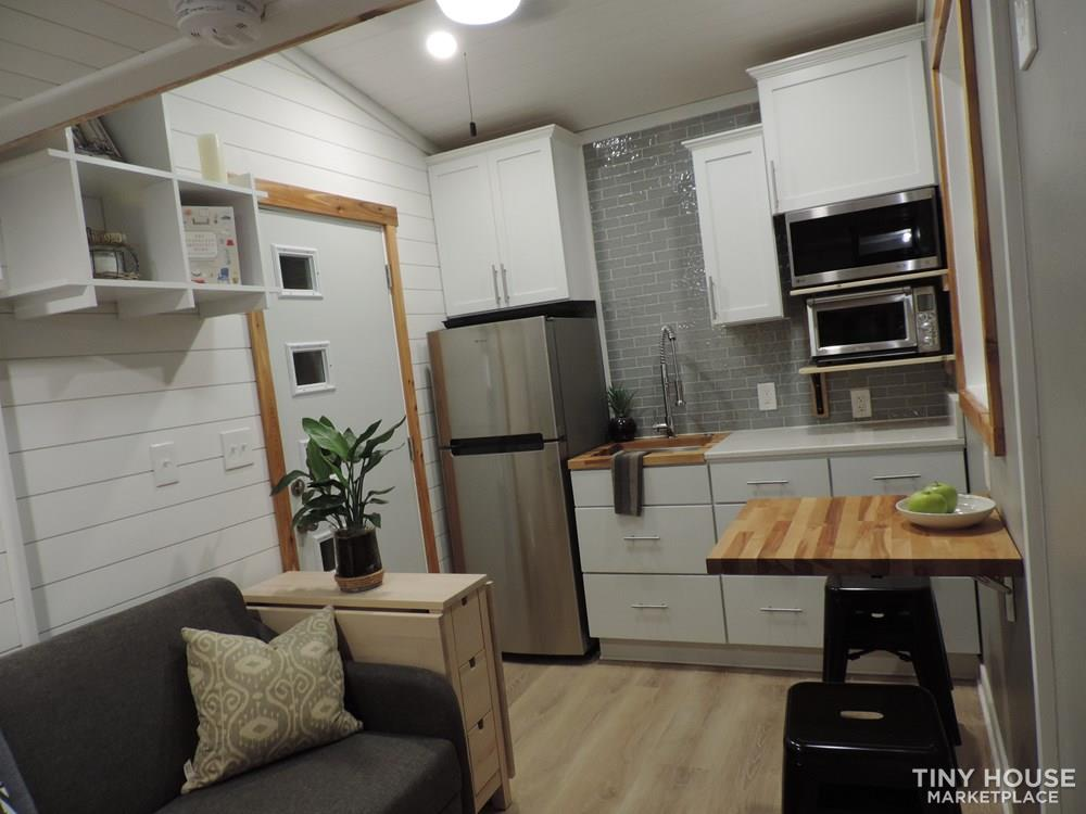 """The Endeavor"" By Aspire Tiny Homes - Room for 6 to Relax and Sleep  1"