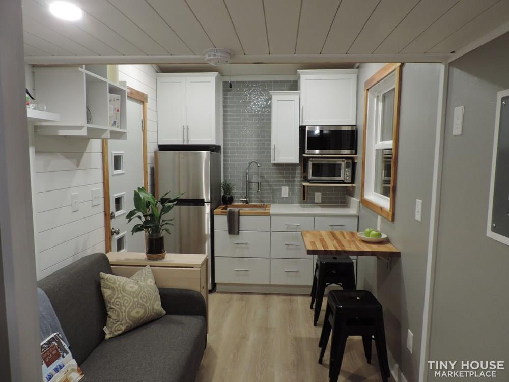 """The Endeavor"" By Aspire Tiny Homes - Room for 6 to Relax and Sleep  4"
