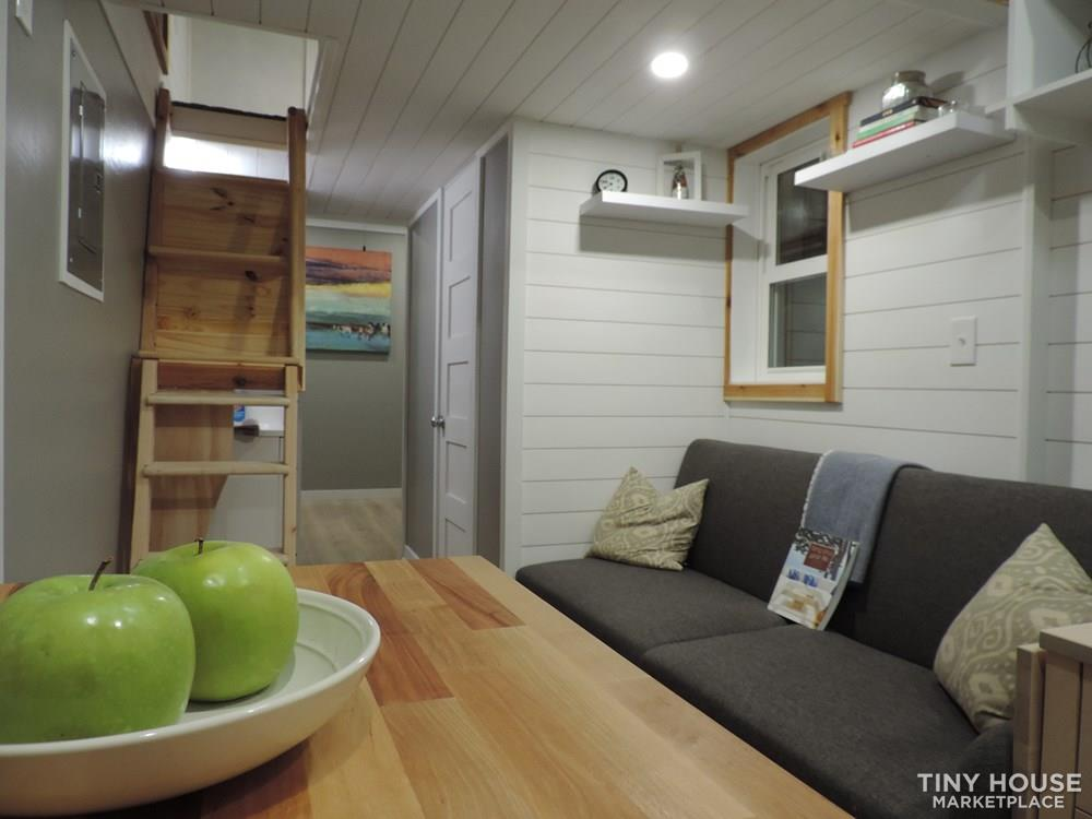 """The Endeavor"" By Aspire Tiny Homes - Room for 6 to Relax and Sleep  6"
