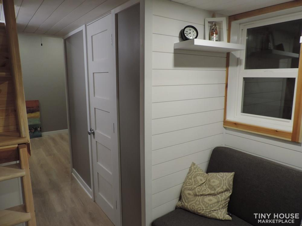 """The Endeavor"" By Aspire Tiny Homes - Room for 6 to Relax and Sleep  23"
