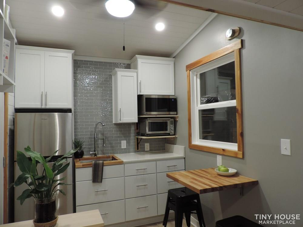 """The Endeavor"" By Aspire Tiny Homes - Room for 6 to Relax and Sleep  2"
