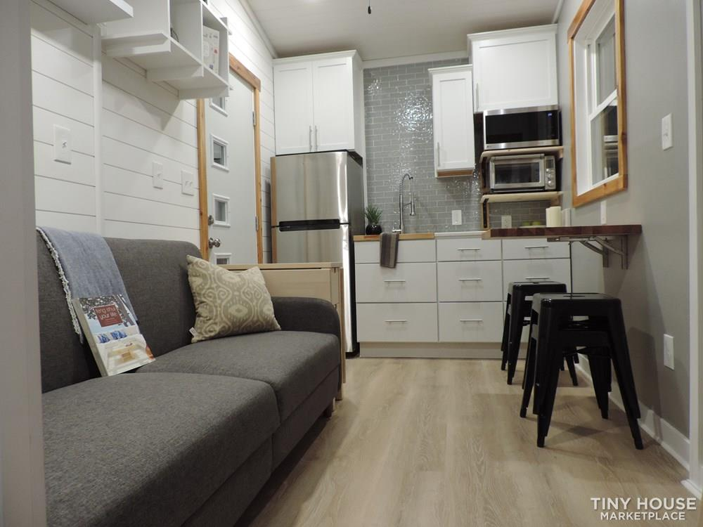 """The Endeavor"" By Aspire Tiny Homes - Room for 6 to Relax and Sleep  3"